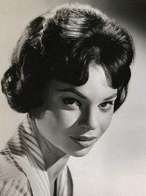 Juliet Prowse - Juliet Prowse in 1960