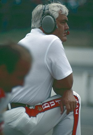 Junior Johnson - Johnson in 1985