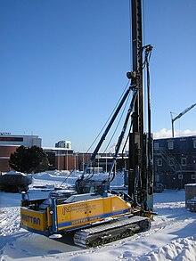 Pile driver - Wikipedia