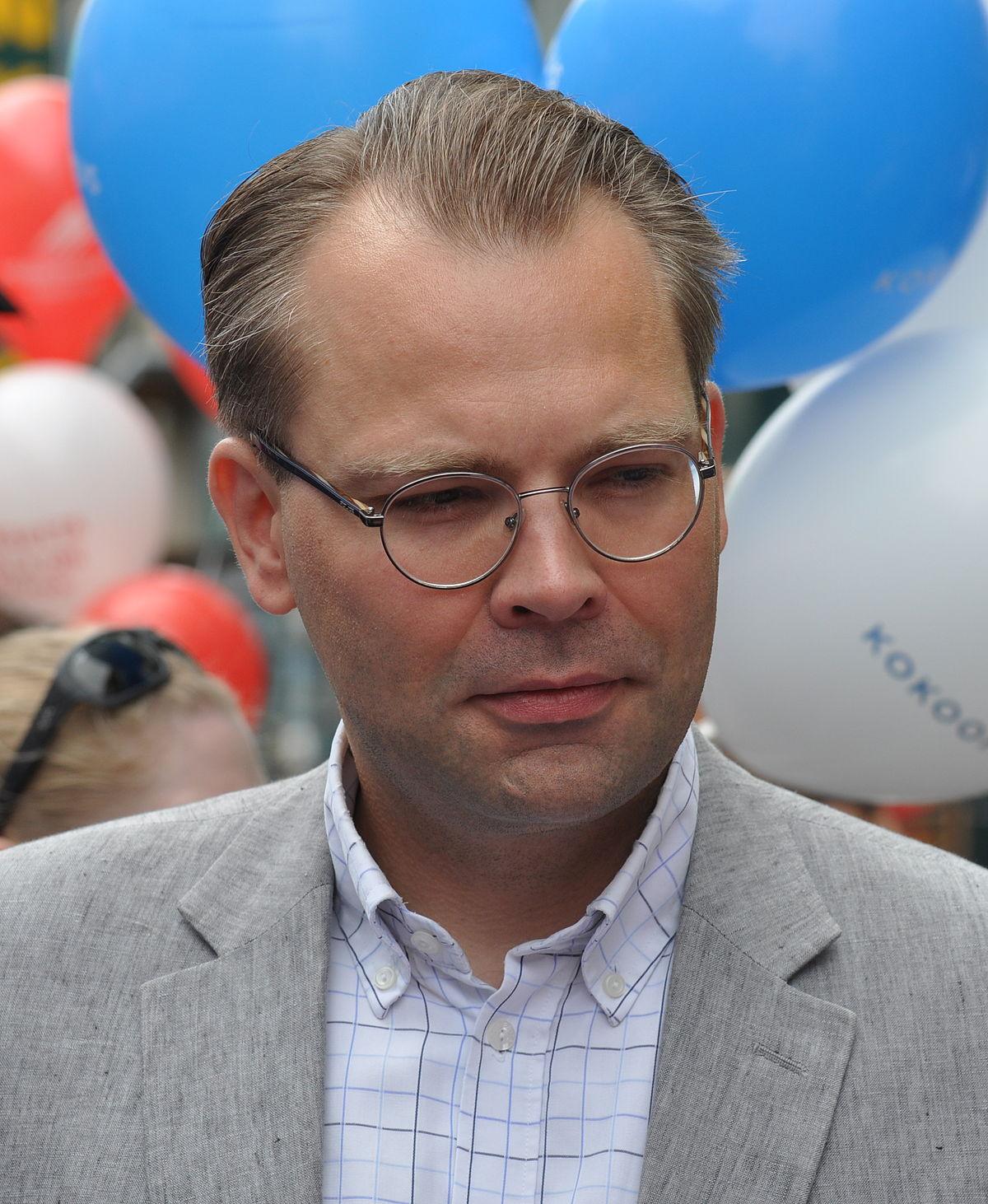 Niinistö Jussi
