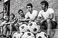 Juventus FC at Villar Perosa, Summer 1971.jpg