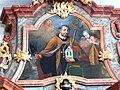 Kájov - Marienkapelle 11 Leonhardsaltar St.Wolfgang.jpg