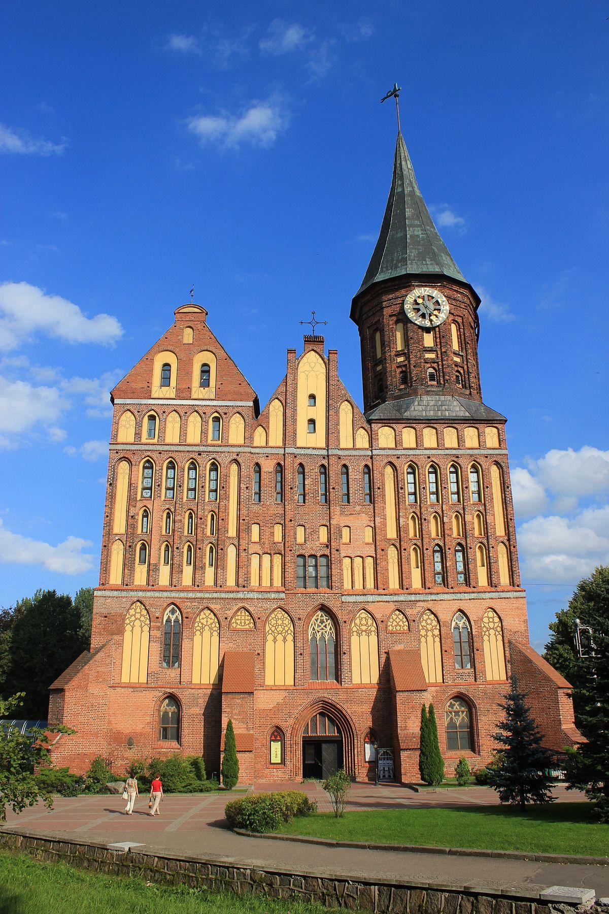 K & 246nigsberg Cathedral Wikipedia