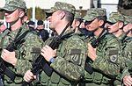 Srbi nervozni:'Hrvatska pomaze kosovskim albancima i naoruzava ih.Spijunira helikopterima u korist Pristine.' 150px-KAF_Battalions