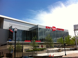 KFC Yum! Center - Image: KFC Yum Center