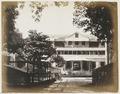 KITLV - 12673 - Back of the Government House in Paramaribo - circa 1890.tif