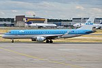 KLM Cityhopper, PH-EZO, Embraer ERJ-190STD (20327732326).jpg
