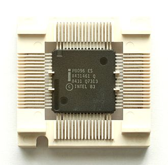 Intel MCS-96 - An Intel P8096.