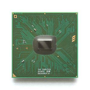 VIA C7 - C7-M 795 2.0 GHz