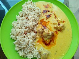 Kadhi Chawal from India.jpg