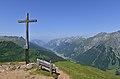 Kaltberghütte Klostertal, Klösterle, Wald am Arlberg 1.JPG