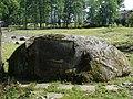 Kameņecas akmens, Jaunaglona, Aglonas pagasts, Aglonas novads, Latvia - panoramio.jpg