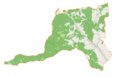 Kamienica (gmina) location map.png