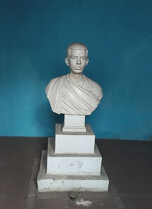 Kanailal Dutta - Image: Kanailal Dutta Statue