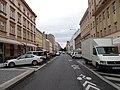Karlín, Křížíkova, od Karlínského náměstí k východu.jpg