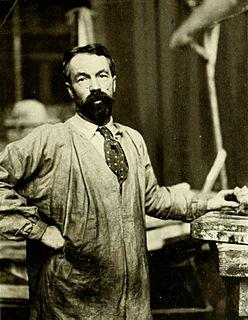 Karl Bitter American sculptor
