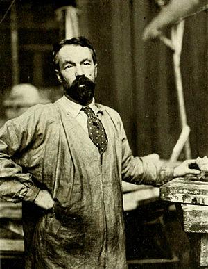 Karl Bitter - Karl Bitter in 1907.
