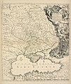 Karta iuzhnoi Rossii Mengdena I Briusa 1699. Str.26 (A map of Southern Russia by Mengden and Brius, 1699. P.26) (1699).jpg