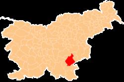 Karte Novo mesto si.png