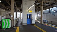 Kasumigaseki Station lift 20160223.JPG