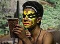 Kathakali make-up 01.jpg