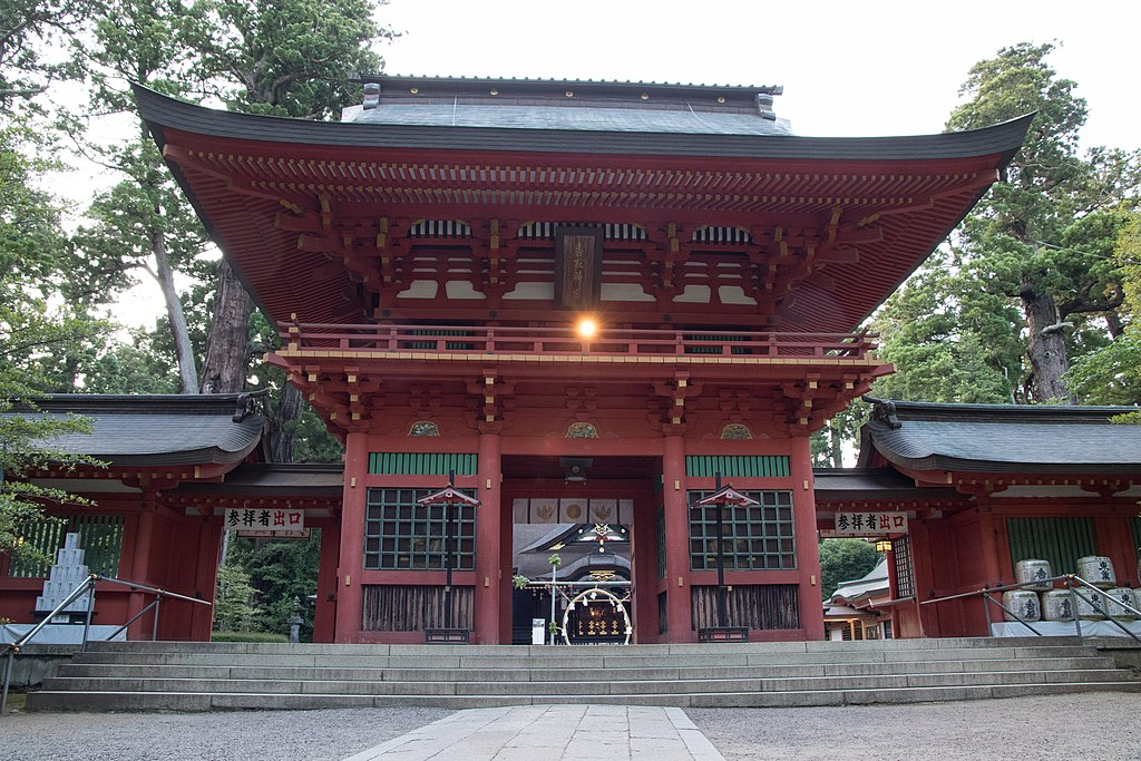 Katori Shrine 05