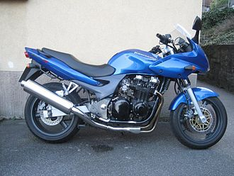 Kawasaki ZR-7 - ZR-7S