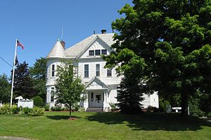 Granby, Massachusetts - Kellogg Hall