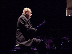 Kenny Barron - Image: Kenny Barron Munich 2001