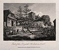 Kent and Canterbury Hospital, Harbledown, Kent. Line engravi Wellcome V0012734.jpg