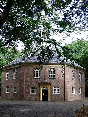 Veenhuizen, Noordenveld - Protestant church of Veenhuizen built in 1825/1826
