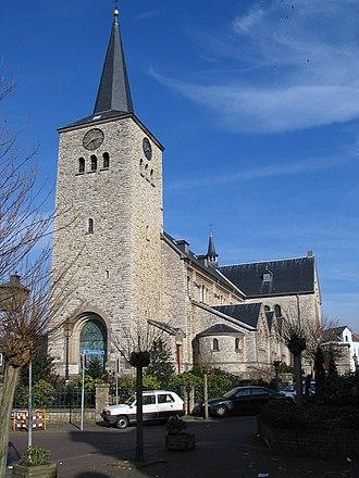 Saint Remigius Church - Image: Kerk simpelveld