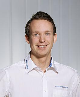 Kevin Abbring Dutch rally driver