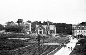 Kwansei Gakuin University - Harada-no-mori Campus