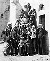 Khalil Raad, A Palestinian family group from the Bethlehem area, ca. 1930.jpg