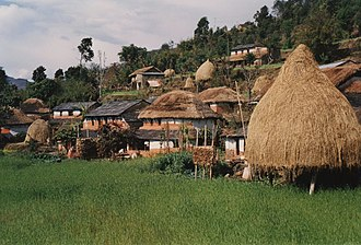 Kaski District - Village of Khare