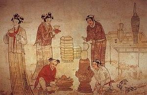 Qara Khitai - Image: Khitan Mural