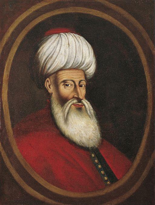 Kibleli Mustafa paša
