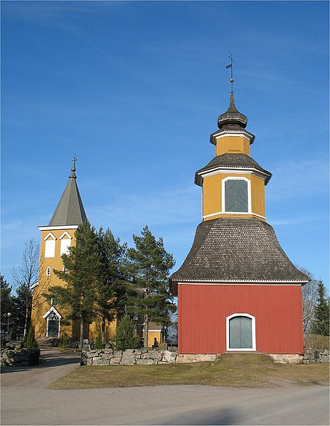 Tiedosto:Kiikala church-Salo 2009.jpg