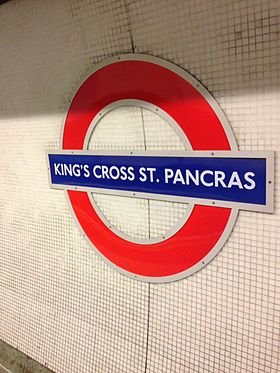 Image illustrative de l'article King's Cross St. Pancras