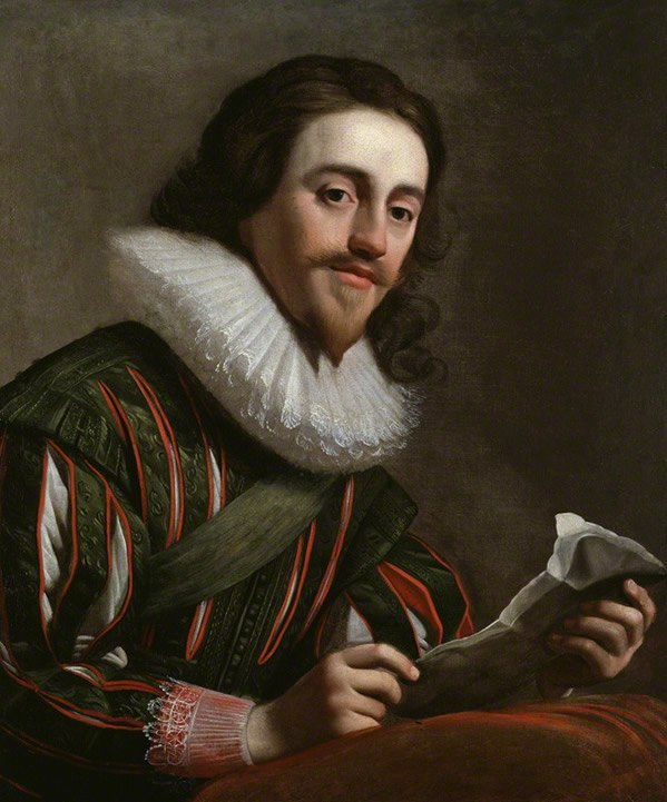 King Charles I by Gerrit van Honthorst sm