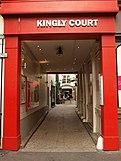 Kingly CourtScott'un Caz Kulübü