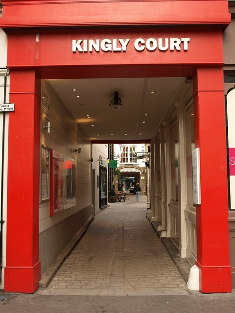 Kingly CourtScott's Jazz Club