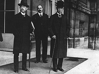 <i>Genrō</i> Japanese elder statesmen