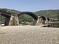 Kintaikyo Bridge on Nishikigawa River 6.jpg