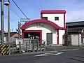 Kintetsu Nakagawara station , 近鉄 中川原駅 - panoramio (1).jpg