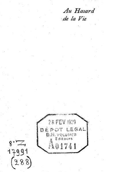File:Kipling - Au hasard de la vie, trad. Varlet, 1928.djvu