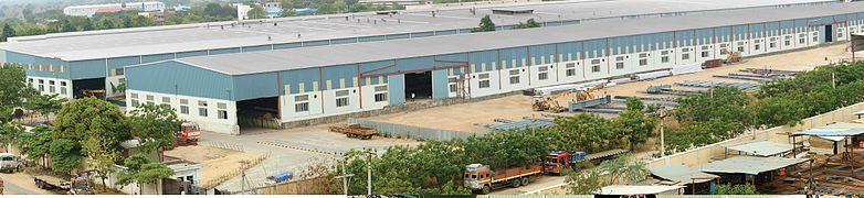 Kirby Buildings Hyderabad Kirby Hyderabad Manufacturing