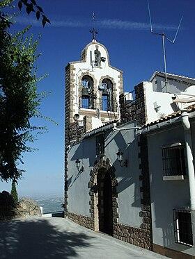Santuario De Nuestra Senora De La Sierra Cabra Wikipedia La