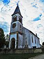 Kirviller l'église Saint-Michel.JPG